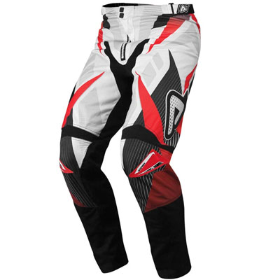 Motocross Pants Acerbis Profile Red