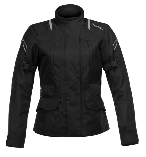 Giacca moto donna Acerbis Snaefell Lady Nero