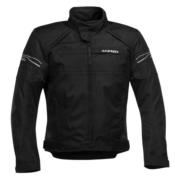 Motorcycle jacket Black Acerbis Clypse
