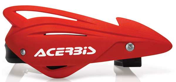 TRI FIT Handguards Acerbis Red