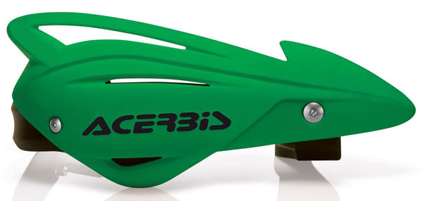 TRI FIT Handguards Acerbis Green
