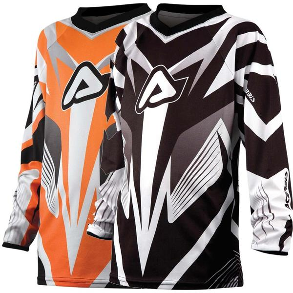 Acerbis Impact Junior cross kid jersey Black
