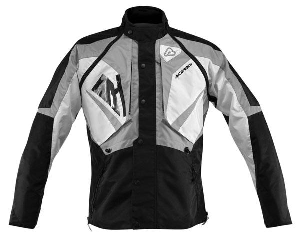 Acerbis Impact Motocross Jacket Black