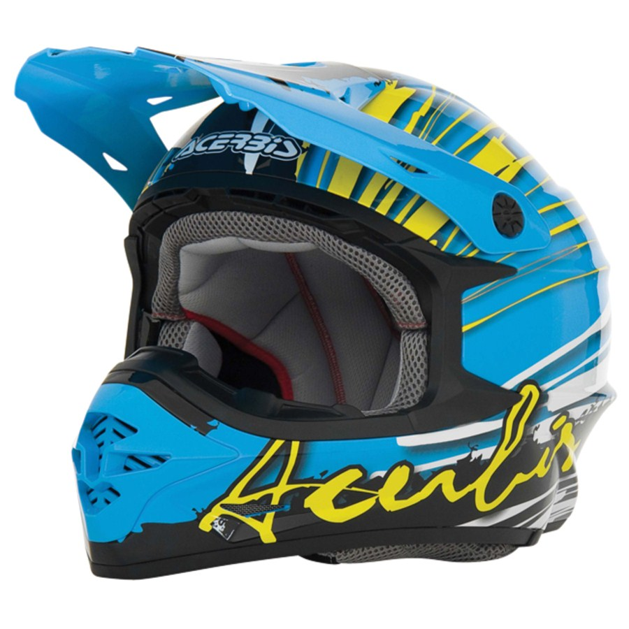 Casco motocross Acerbis X pro Brush