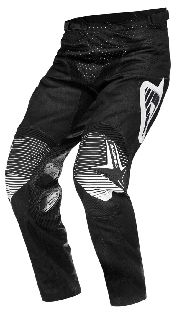 Cross Acerbis Impact Pants Black