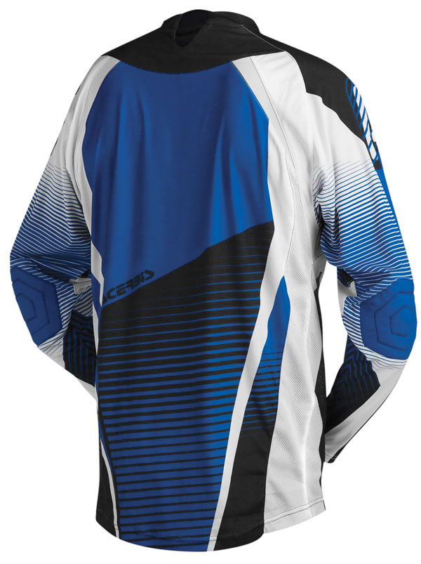 Jersey cross Acerbis Impact Blue