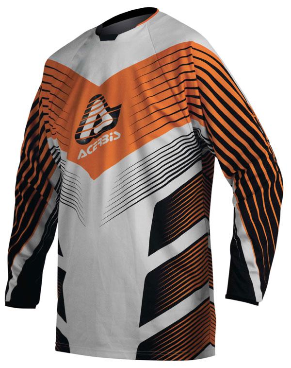 Jersey cross Acerbis Profile Orange