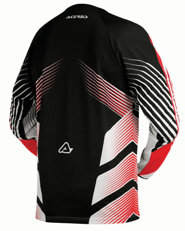Jersey Red Cross Acerbis Profile