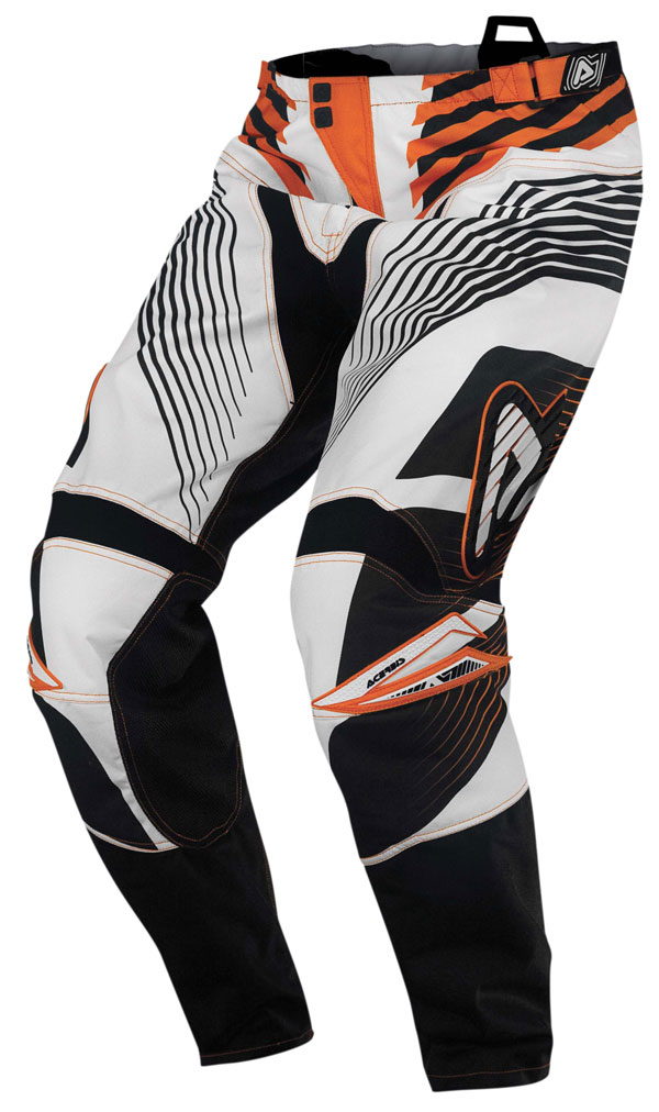 Orange Pants cross Acerbis Profile