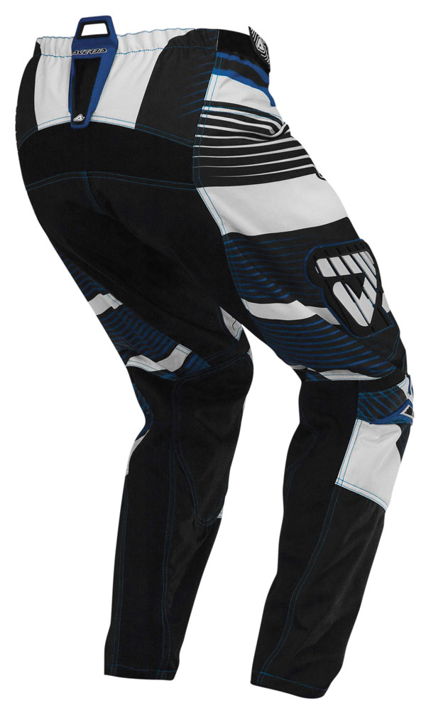 Pantaloni cross Acerbis Profile Blu