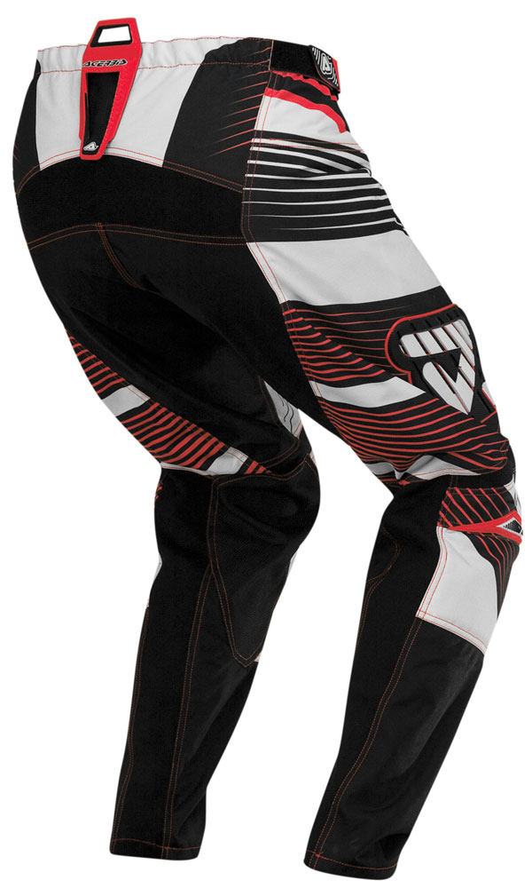 Red Cross Pants Acerbis Profile