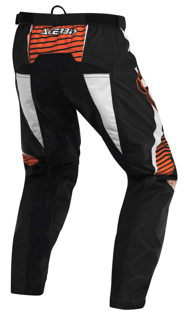 Baby Pants cross Acerbis Impact Orange