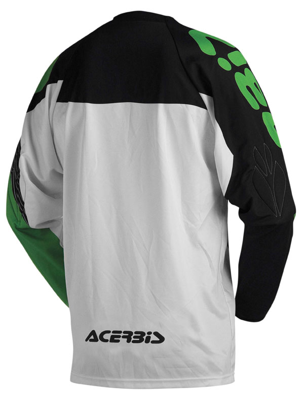 Maglia cross Acerbis SPECIAL EDITION Tommy Searle Verde
