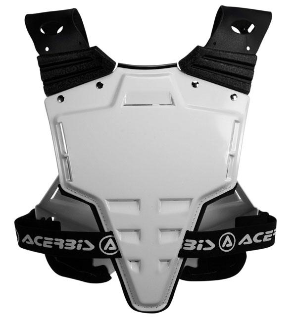 Harness cross Acerbis Profile White