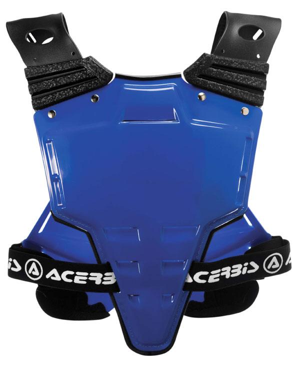 Pettorina cross Acerbis Profile Blu