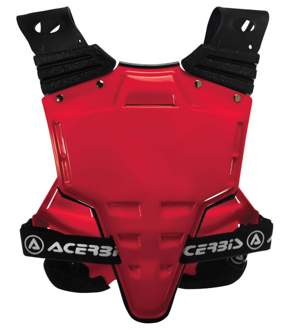 Harness Red cross Acerbis Profile