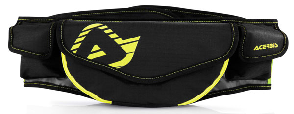 Multi-pocket pouch Acerbis Ram Black Yellow