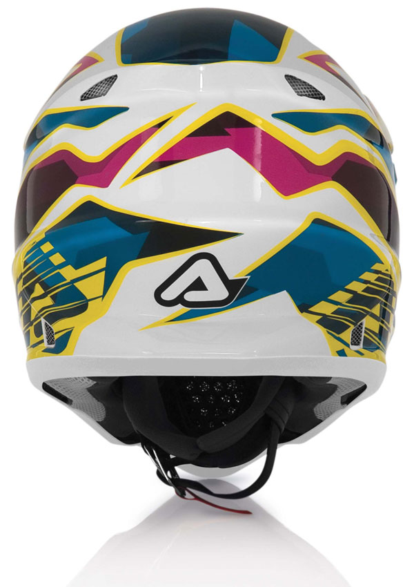 Casco cross Acerbis Impact Rave