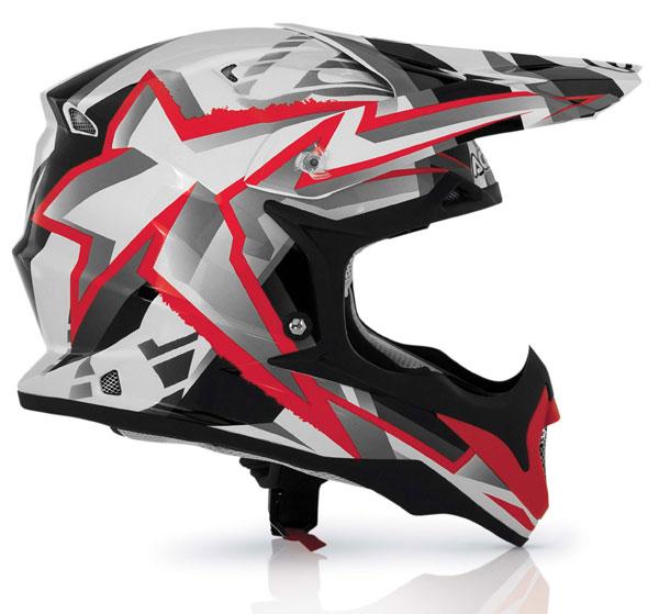 Cross helmet Acerbis Impact All Stars