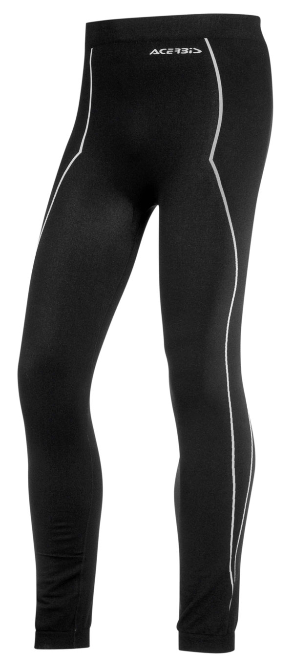 Long pants intimate Acerbis Corporate Black