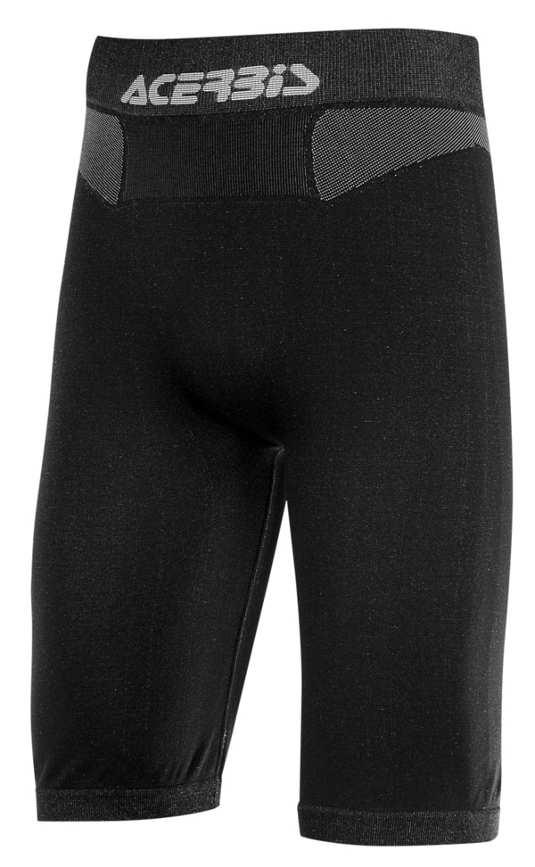 Short intimate Acerbis Black Ceramic