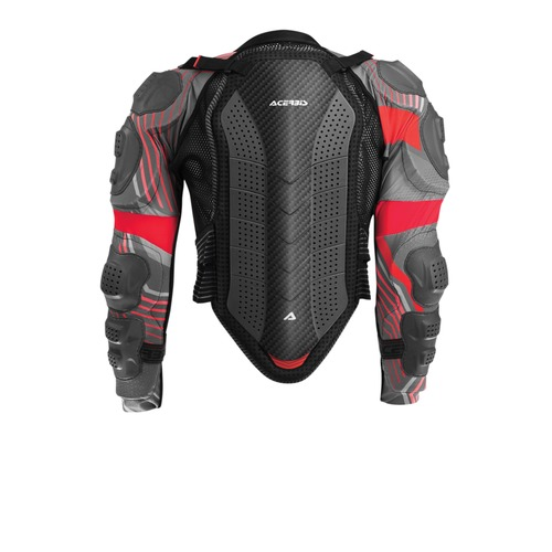 Harness Full Acerbis 2.0 Black Red Shield EC
