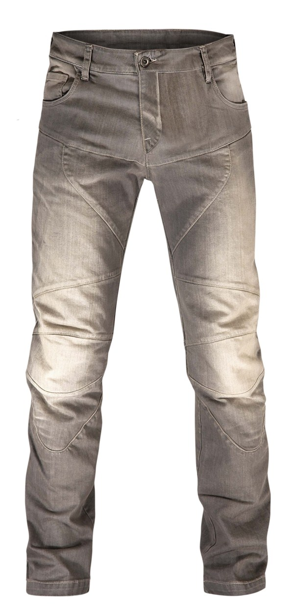 Acerbis Motorcycle Jeans Grey Palm Springs