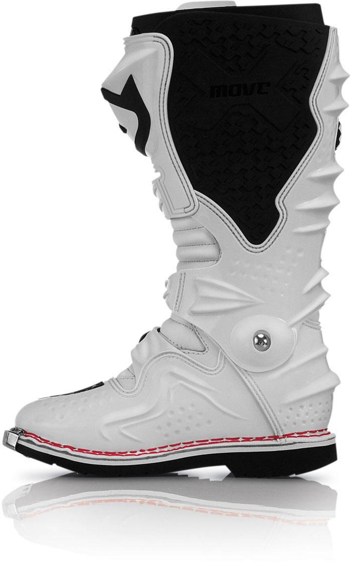 Boots cross Acerbis X-Move 2.0 level 2 White