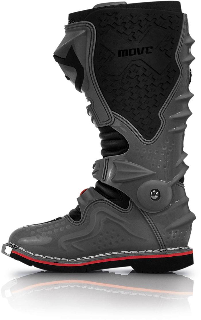 Boots cross Acerbis X-Move 2.0 level 2 Grey