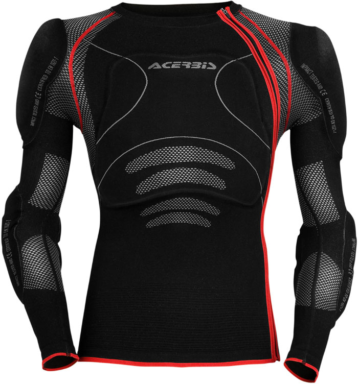 Acerbis X-Fit Harness Full Level 2 Black
