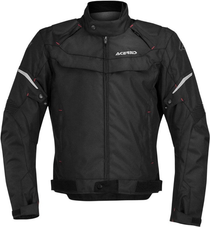 Motorcycle jacket Acerbis Joey Black