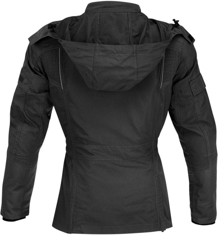 Victory motorcycle jacket woman Acerbis Lady Grey