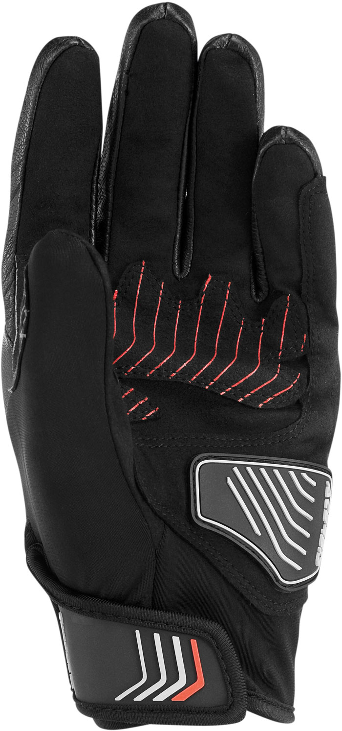 Woman leather motorcycle gloves Acerbis Arbory ??Lady Black