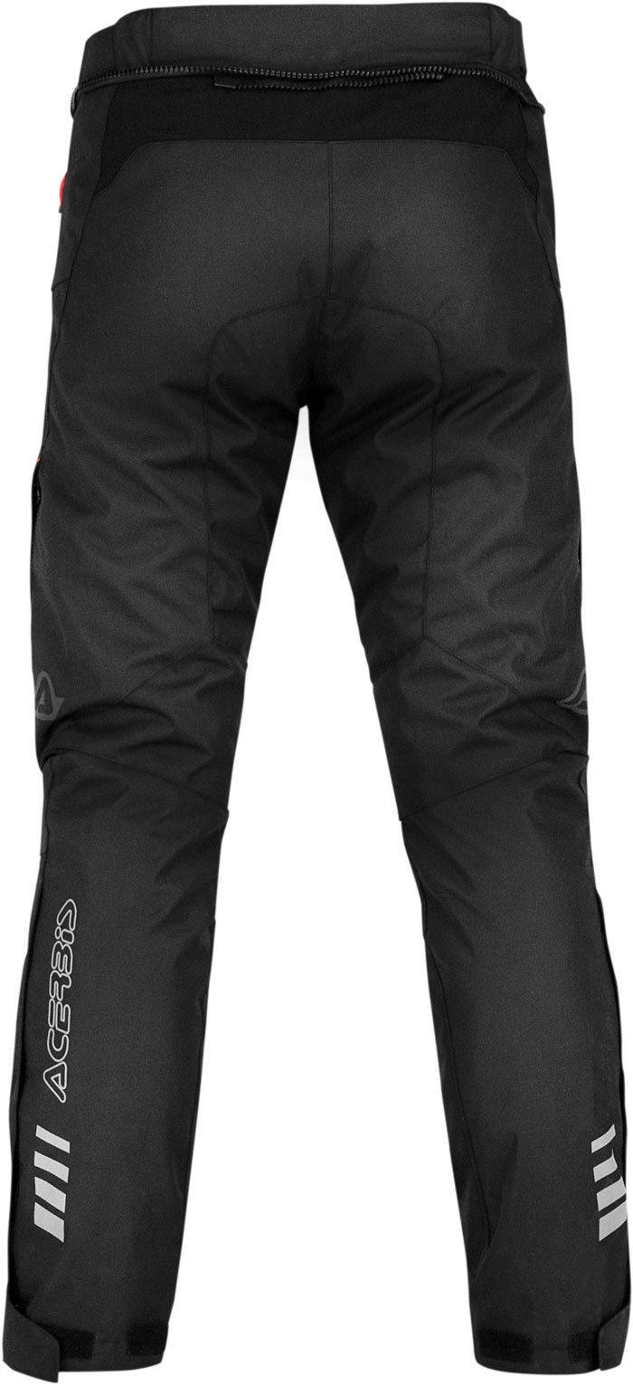 Motorcycle trousers Black Acerbis Adventure