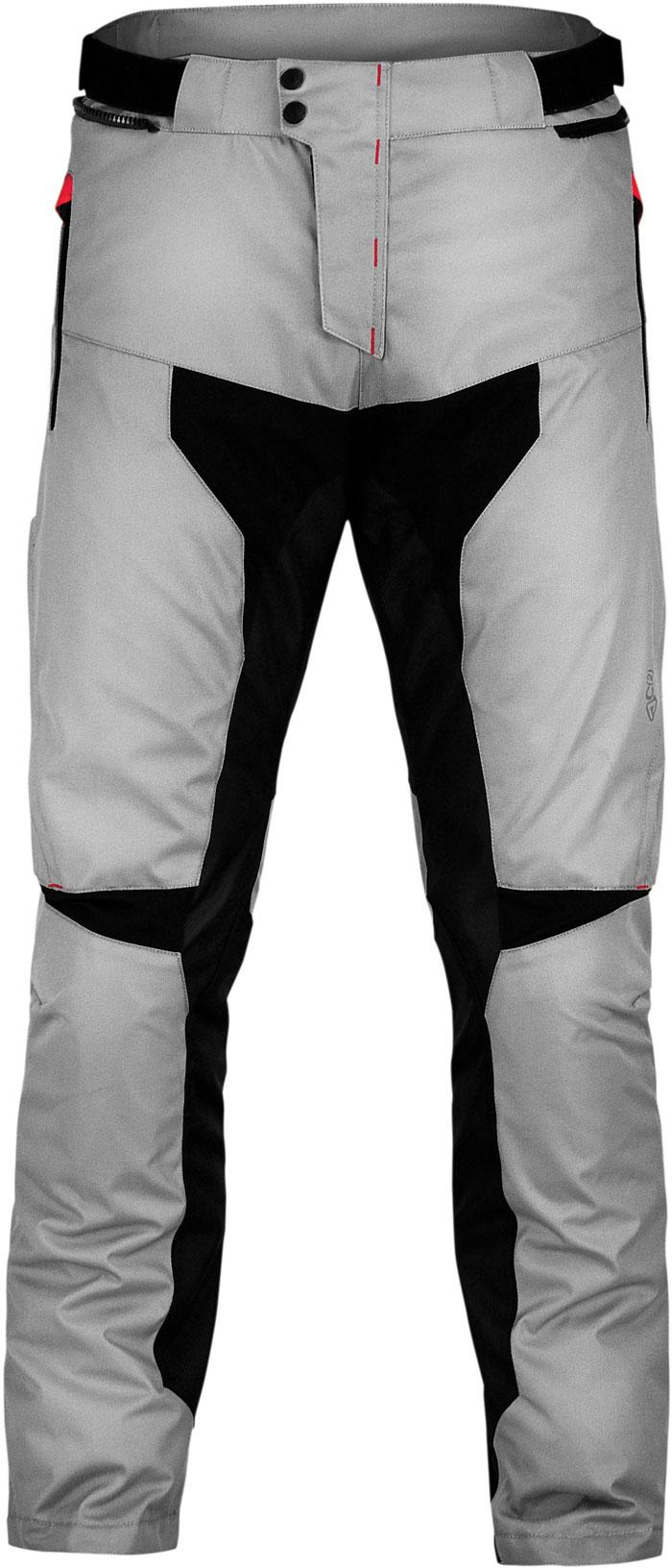 Motorcycle trousers Acerbis Adventure Black Grey