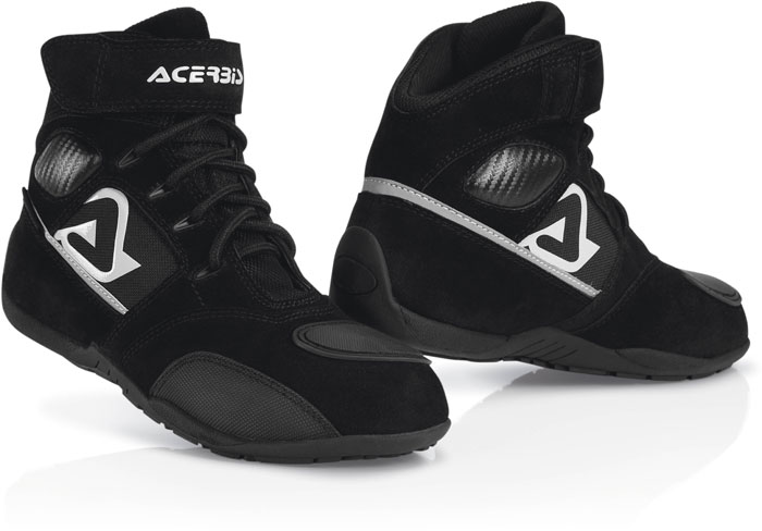 Shoes motorcycle Acerbis Walky Black