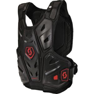 Protection Scott Commander Body Armor Black