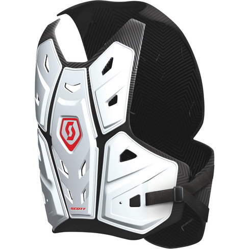 Protection Scott Commander Body Armor White
