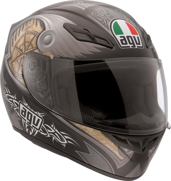 Agv K-4 Evo Multi Explorer full-face helmet black