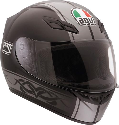 Agv K-4 Evo Multi Roadster full-face helmet black-gunmetal