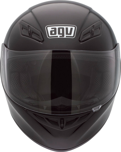 Agv K-4 Evo Mono full-face helmet black gloss