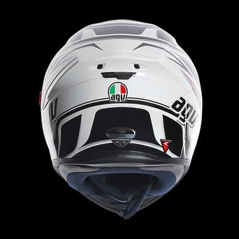 AGV K5 Diapason 2 full face helmet Red