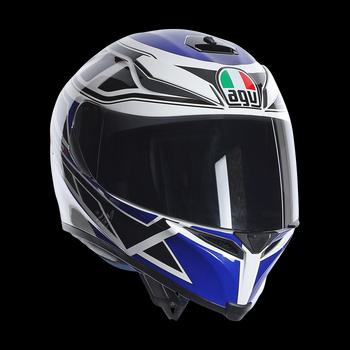 AGV K5 Diapason 2 full face helmet Blue