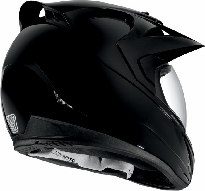 Icon Variant Helmet Full Gloss Black