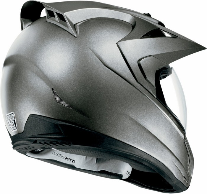 Casco integrale Icon Variant Gloss Argento