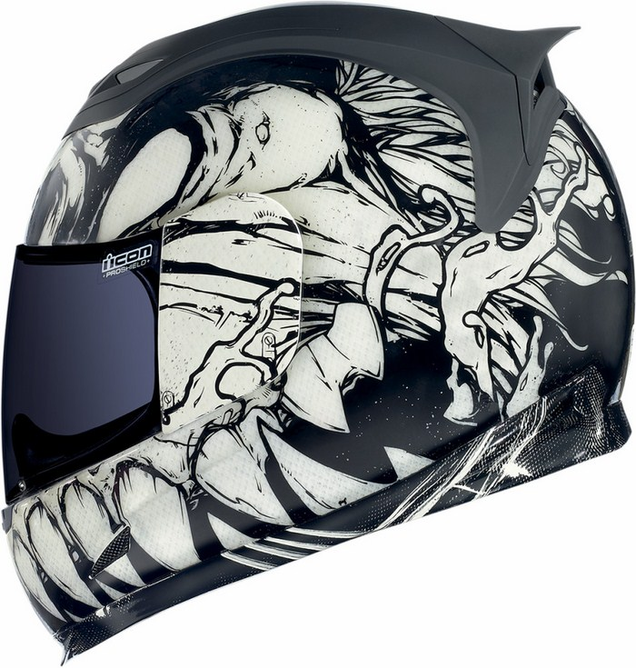 Casco integrale Icon Airframe Artist Series Manic