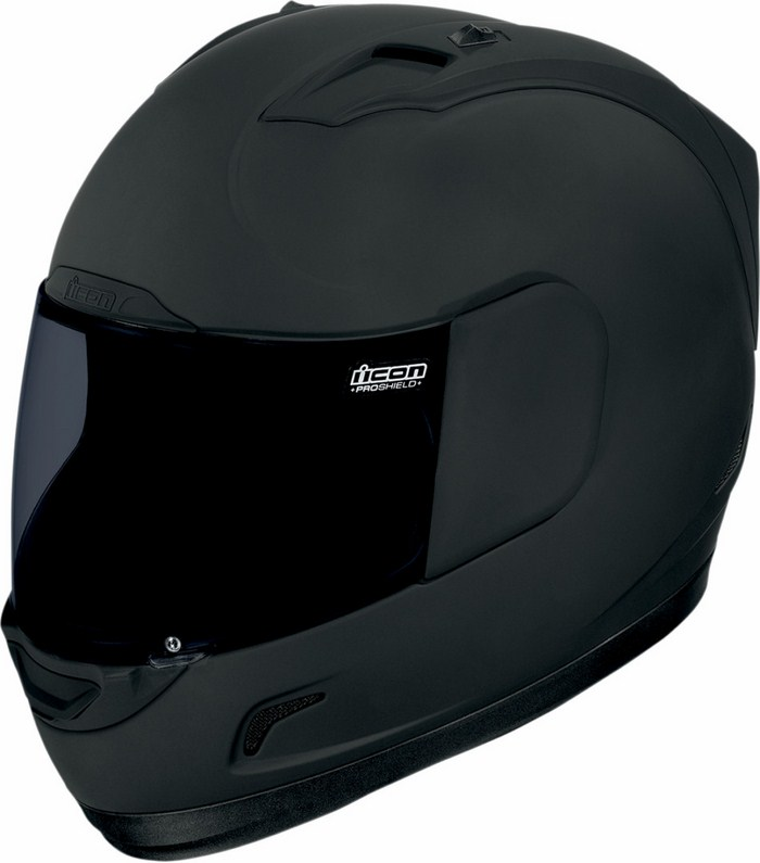 Full Face Helmet Icon Alliance Dark
