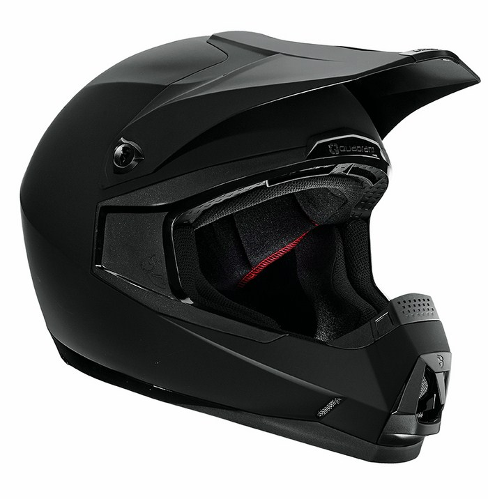 Thor Quadrant Matte enduro helmet black