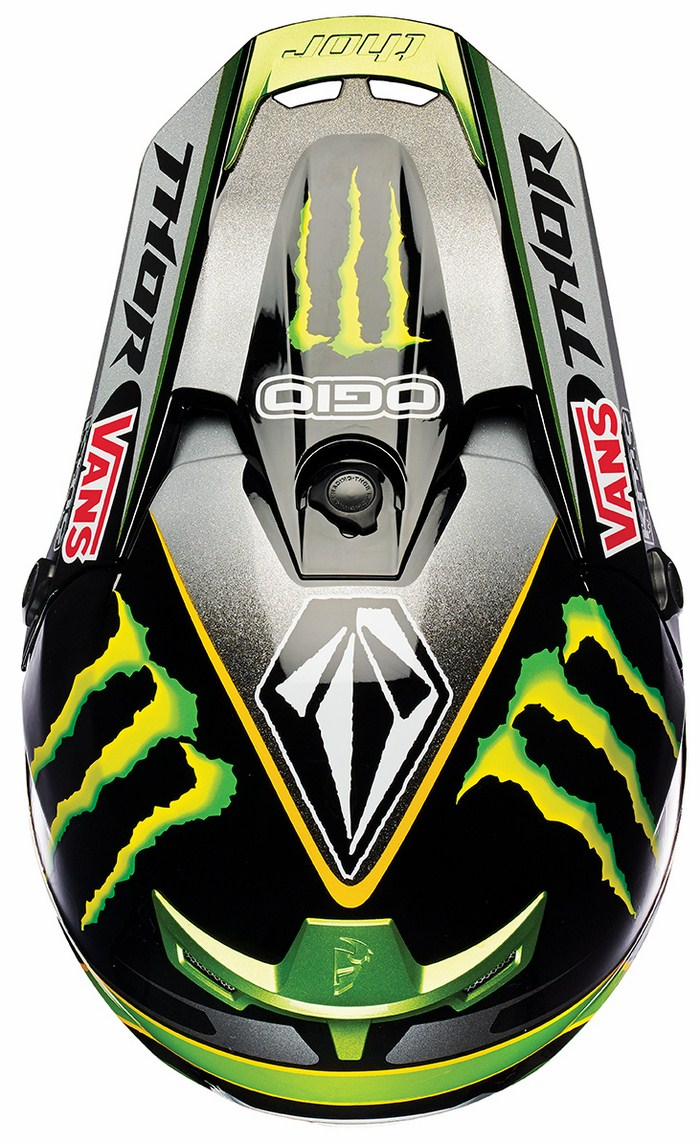 Casco Cross Thor Verge Pro Circuit