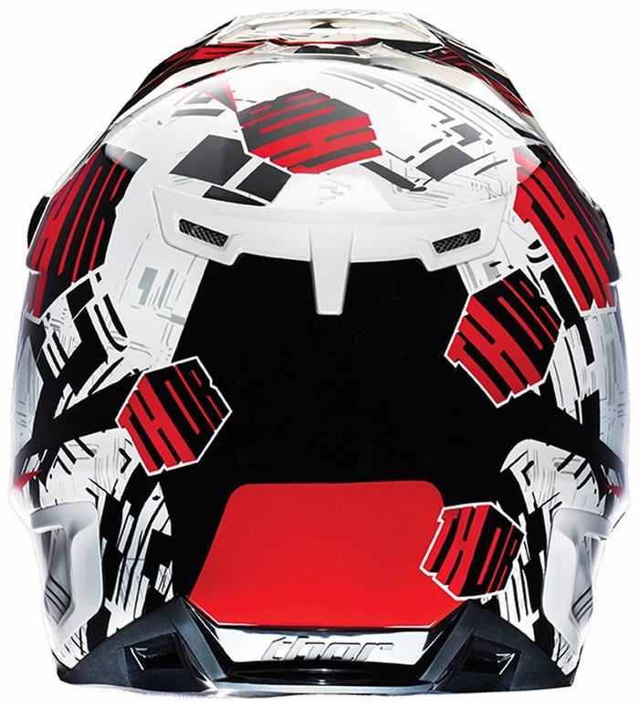 Thor Verge Block enduro helmet
